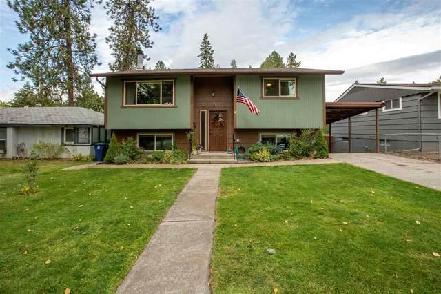 1511 E 37th Ave, Spokane, WA 99203 (#202022791) :: Prime Real Estate Group