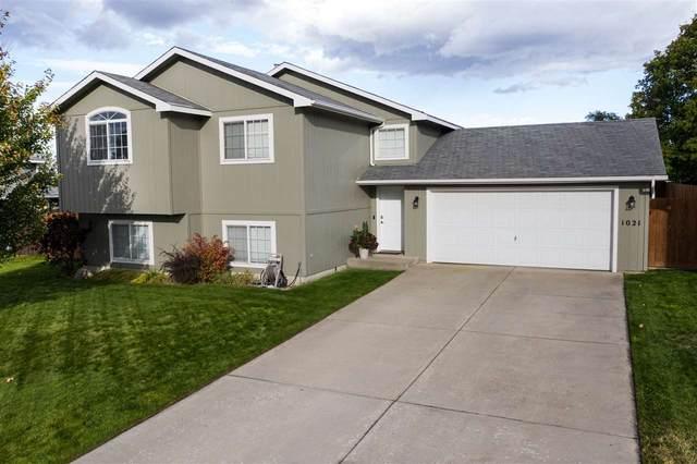 1021 S Marigold Ct, Spokane Valley, WA 99037 (#202022820) :: The Synergy Group