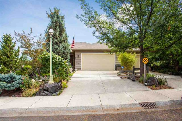 2360 NW Ridgeline Dr, Pullman, WA 99163 (#202022833) :: The Synergy Group