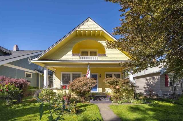 2404 W Maxwell Ave, Spokane, WA 99201 (#202022865) :: The Spokane Home Guy Group