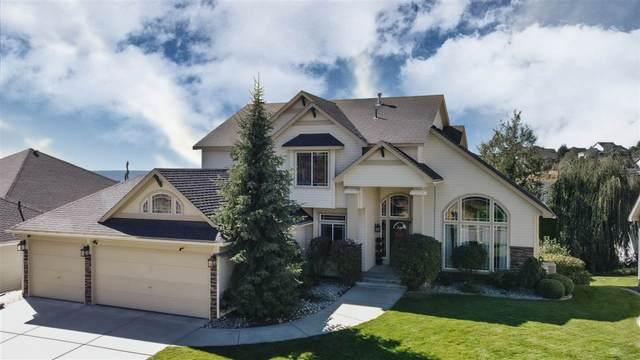 6017 N Vista Ridge Ln, Spokane, WA 99217 (#202022882) :: Mall Realty Group