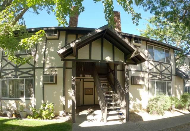 304 E Weile Ave Unit #4, Spokane, WA 99208 (#202022900) :: The Spokane Home Guy Group