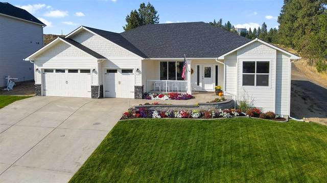 9302 W Floyd Dr, Cheney, WA 99004 (#202023002) :: Five Star Real Estate Group