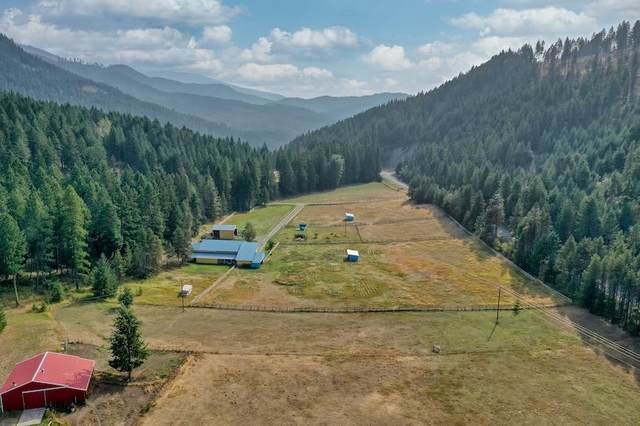 1334D Clungston Onion Creek Rd, Colville, WA 99114 (#202023020) :: Prime Real Estate Group