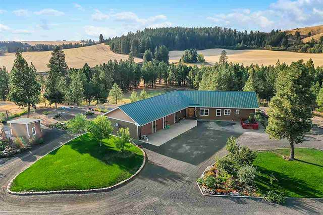 35110 S Darknell Rd, Waverly, WA 99039 (#202023113) :: Prime Real Estate Group