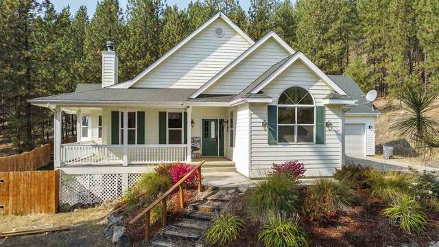 5814F Jergens Rd Lots F & H, Nine Mile Falls, WA 99026 (#202023123) :: The Hardie Group