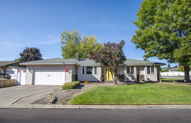 2406 S Houk Rd, Spokane Valley, WA 99216 (#202023138) :: Prime Real Estate Group
