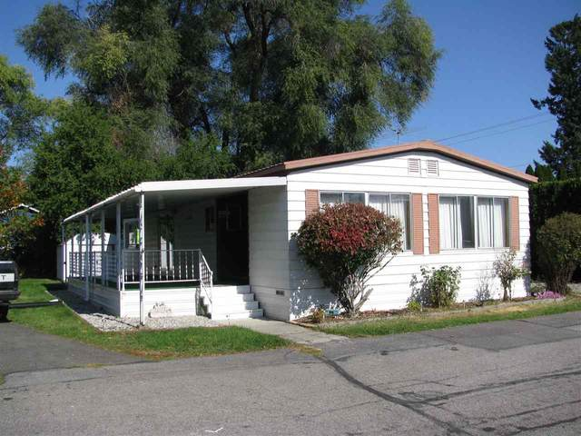 21725 E Wellesley Ave #58, Otis Orchards, WA 99027 (#202023161) :: Parrish Real Estate Group LLC