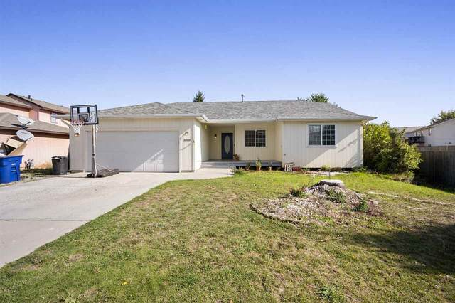 1006 N Stanley St, Medical Lake, WA 99022 (#202023193) :: Parrish Real Estate Group LLC