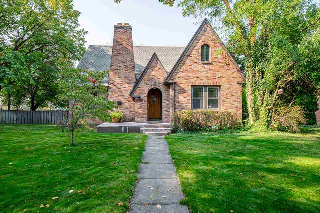 2412 S Jefferson St, Spokane, WA 99203 (#202023277) :: Prime Real Estate Group