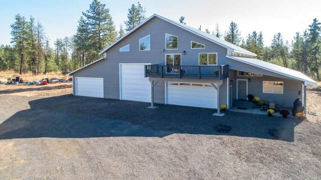 1323 W Depot Springs Rd, Spangle, WA 99031 (#202023313) :: Prime Real Estate Group