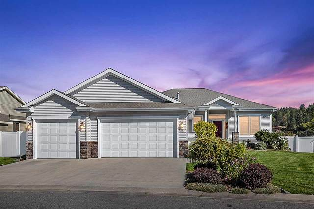 917 S Shelley Lake Ln, Spokane Valley, WA 99037 (#202023342) :: Prime Real Estate Group