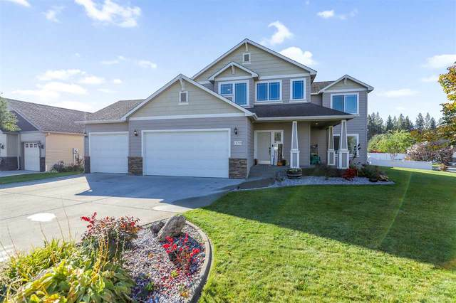 12710 E 39th Ln, Spokane Valley, WA 99206 (#202023358) :: Top Agent Team