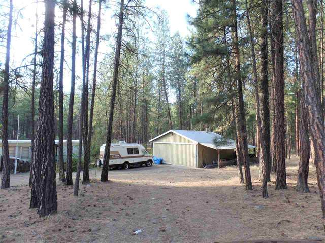 1395 Old Kettle Rd, Kettle Falls, WA 99141 (#202023389) :: The Hardie Group