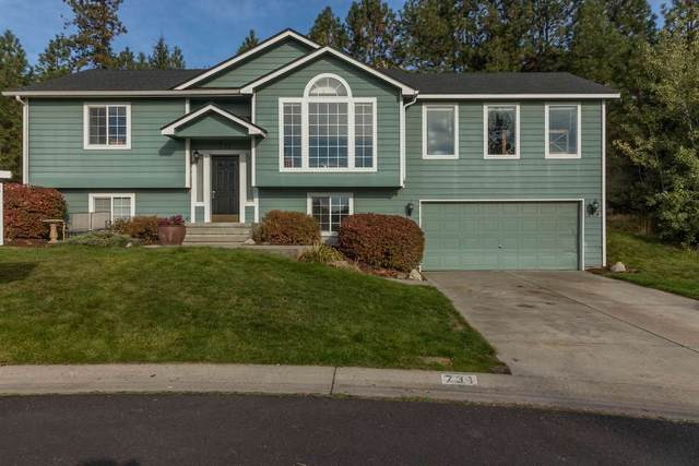 731 E Country Hill Ct, Spokane, WA 99208 (#202023464) :: Parrish Real Estate Group LLC