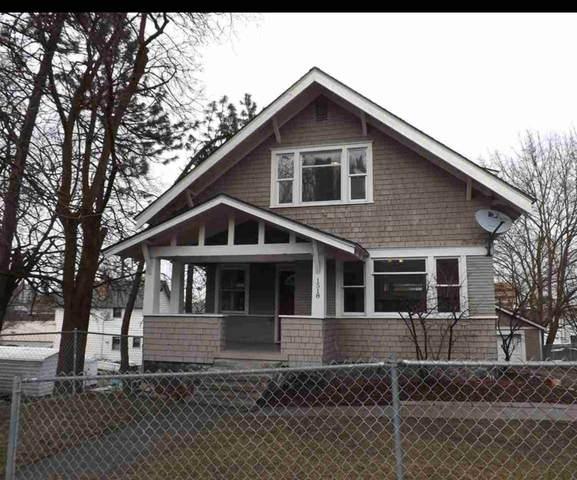 1518 W 6th Ave, Spokane, WA 99204 (#202023536) :: Elizabeth Boykin & Keller Williams Realty