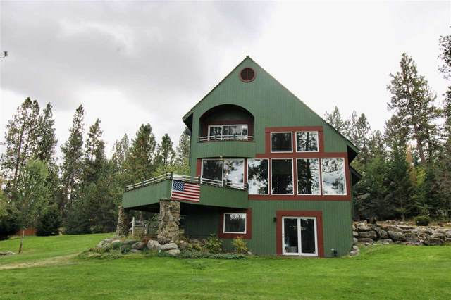 24604 E Moffatt Rd, Newman Lake, WA 99025 (#202023614) :: Top Spokane Real Estate
