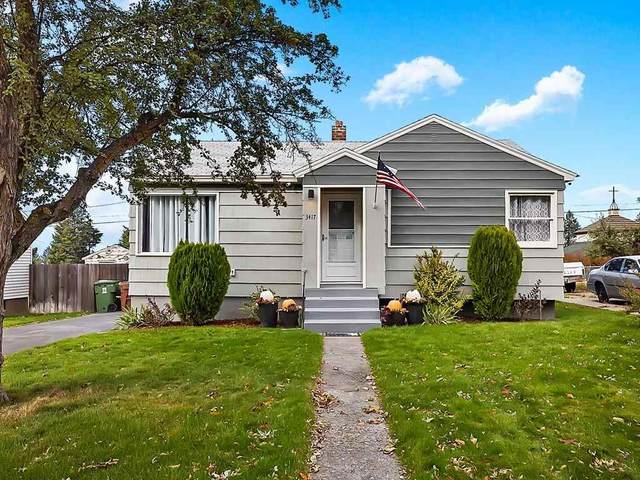 3417 E 20th Ave, Spokane, WA 99223 (#202023649) :: Five Star Real Estate Group