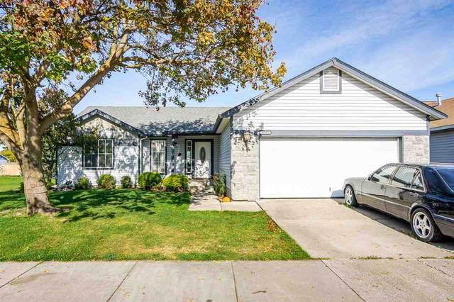 1903 N Salmon River Ln, Spokane Valley, WA 99016 (#202023675) :: Parrish Real Estate Group LLC