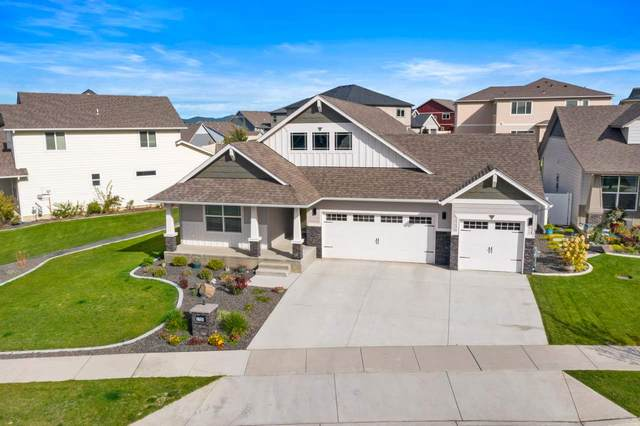 1725 S Clover Dr, Veradale, WA 99016 (#202023691) :: The Spokane Home Guy Group