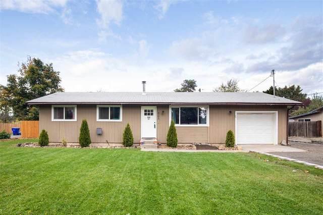 8205 E Nora Ave, Spokane, WA 99212 (#202023705) :: Prime Real Estate Group