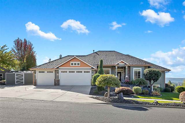 10327 N Prairie Dr, Spokane, WA 99208 (#202023727) :: Five Star Real Estate Group