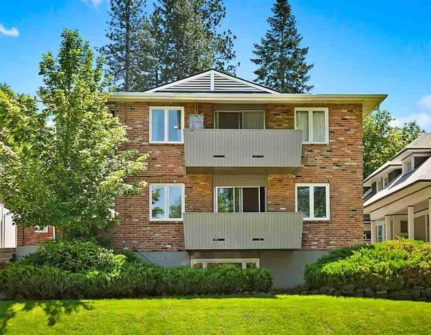 1821 W 8th Ave #2, Spokane, WA 99204 (#202023748) :: Prime Real Estate Group