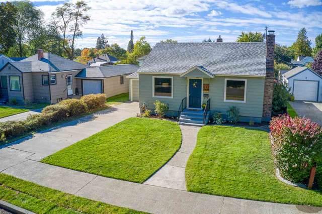 4917 N Atlantic St St, Spokane, WA 99205 (#202023760) :: Five Star Real Estate Group