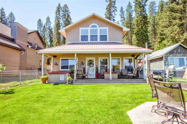 11811 N Honeymoon Bay Rd, Newman Lake, WA 99025 (#202023771) :: Prime Real Estate Group