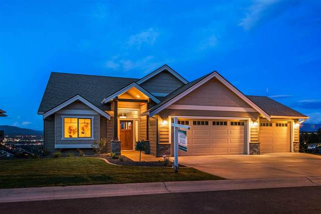 8916 E Ridgeline Ln, Spokane, WA 99217 (#202023857) :: The Hardie Group