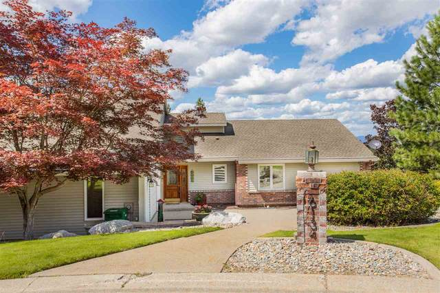 6134 S Zuni Dr, Spokane Valley, WA 99206 (#202023859) :: Top Agent Team