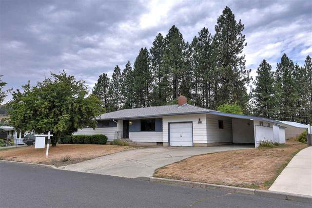 510 W Sierra Way, Spokane, WA 99208 (#202023876) :: The Hardie Group