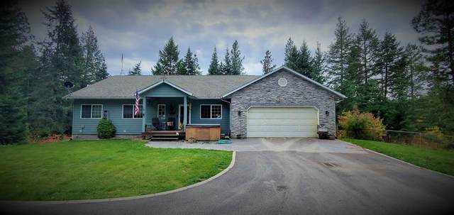 371 W Fan Lake Rd, Elk, WA 99009 (#202023879) :: Top Agent Team