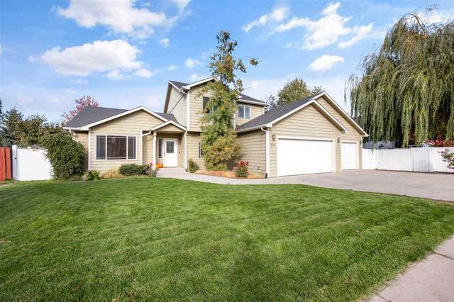 3708 W Jay St, Spokane, WA 99208 (#202023915) :: Parrish Real Estate Group LLC