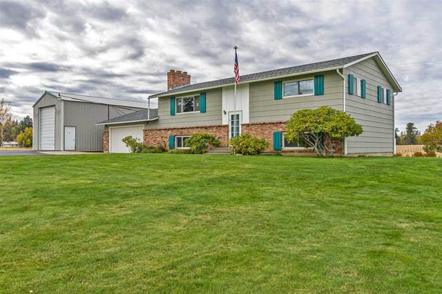 31121 N Cleveland Rd, Deer Park, WA 99006 (#202023920) :: The Synergy Group