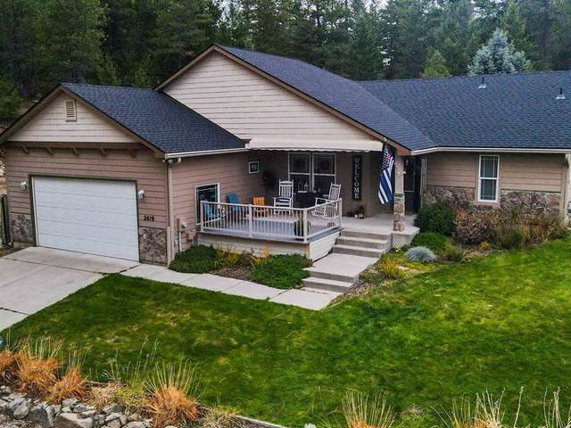 2419 E Canter Ln, Deer Park, WA 99006 (#202023933) :: Prime Real Estate Group