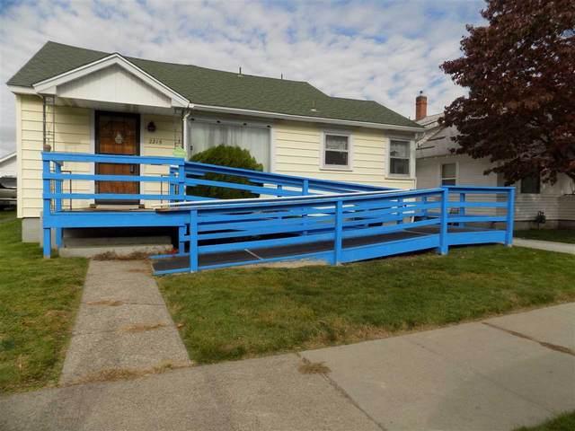2215 E Queen Ave, Spokane, WA 99207 (#202023940) :: Prime Real Estate Group