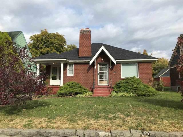 807 E Indiana Ave, Spokane, WA 99207 (#202023953) :: Prime Real Estate Group