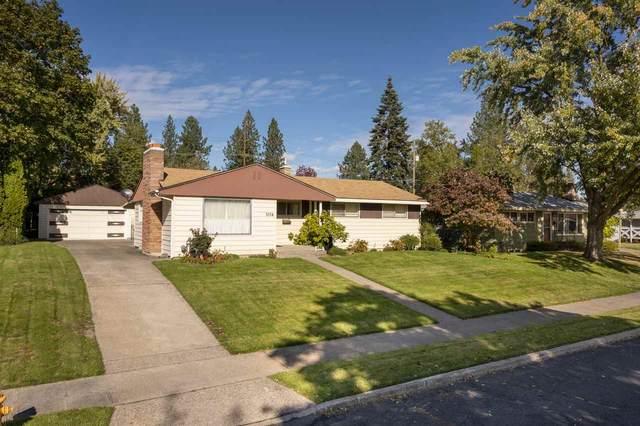 3134 W Decatur Ave, Spokane, WA 99205 (#202023955) :: Prime Real Estate Group