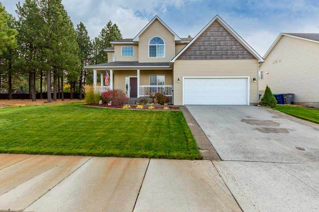 7715 S Parway Ln, Cheney, WA 99004 (#202023970) :: Top Spokane Real Estate