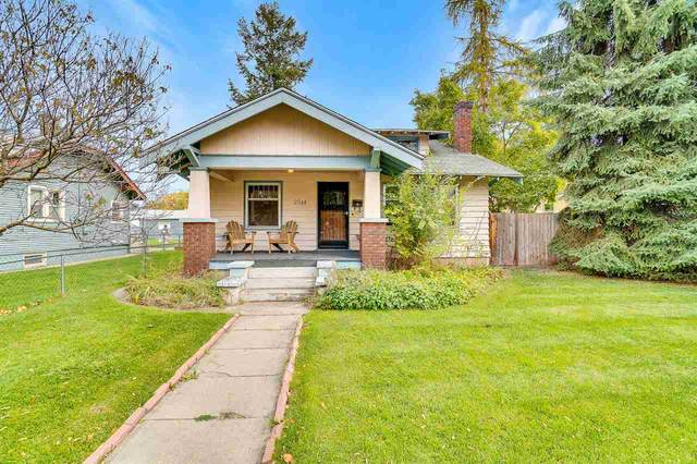 2514 N Perry St, Spokane, WA 99207 (#202023986) :: Prime Real Estate Group