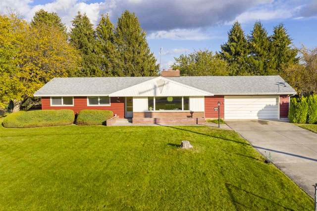 4920 N Kenney Rd, Otis Orchards, WA 99027 (#202024007) :: Prime Real Estate Group