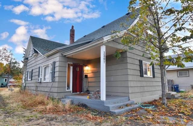 1207 W Dalton Ave, Spokane, WA 99205 (#202024010) :: Parrish Real Estate Group LLC