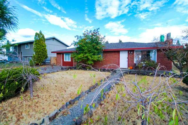 813 S Beeman St, Airway Heights, WA 99001 (#202024020) :: Prime Real Estate Group