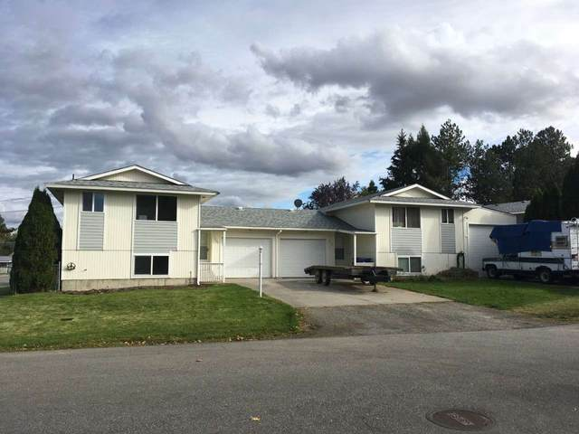 1218/1220 N Marcus Rd, Spokane Valley, WA 99216 (#202024064) :: Mall Realty Group