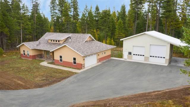 150 Bigfoot Rd, Newport, WA 99156 (#202024113) :: Top Spokane Real Estate