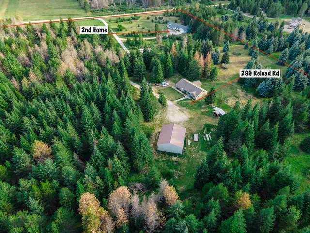 299 Reload Rd, Sandpoint, ID 83864 (#202024119) :: Parrish Real Estate Group LLC