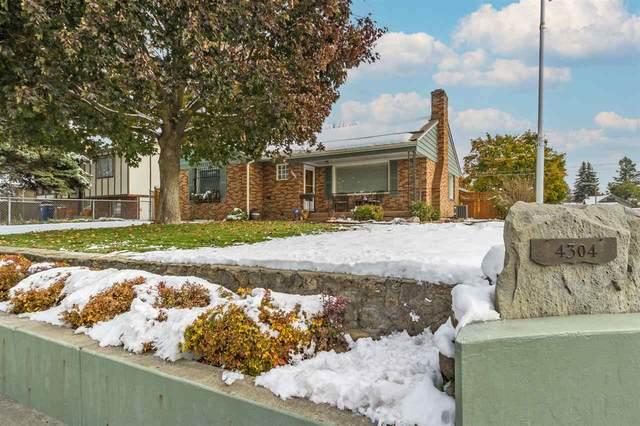 4304 N Monroe St, Spokane, WA 99205 (#202024168) :: Top Spokane Real Estate