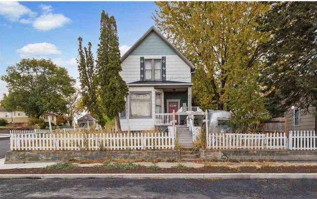 302 S Crosby St, Tekoa, WA 99033 (#202024196) :: Five Star Real Estate Group