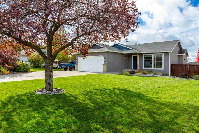 23511 E Maxwell Ct, Liberty Lake, WA 99019 (#202024203) :: Elizabeth Boykin & Keller Williams Realty